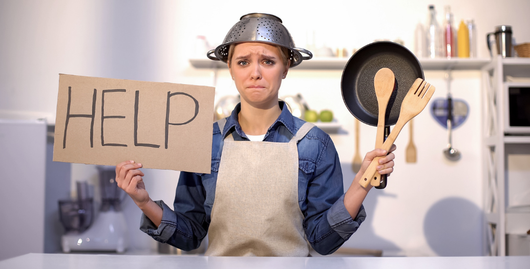 When Cooking Fatigue Sets In